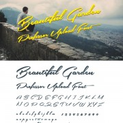 Link toRetro handwriting font