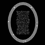 Link toDiamond jewelry frame shining vector 04