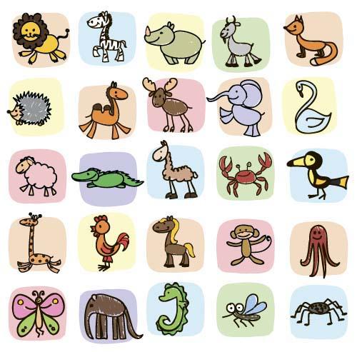 Animal Icons free download