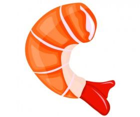 Hand drawn seafood vectors graphics 09