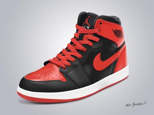 Shoe Nike Psd Template Free Download