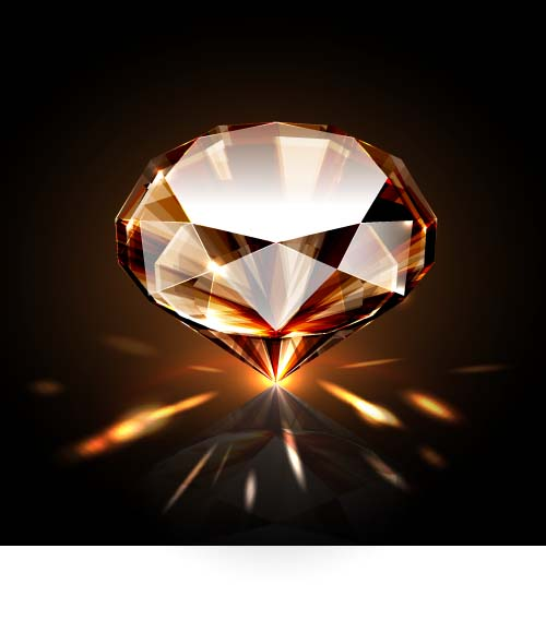 diamond vector background - photo #15