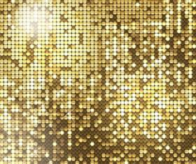 Sparkling sequins background vector 04