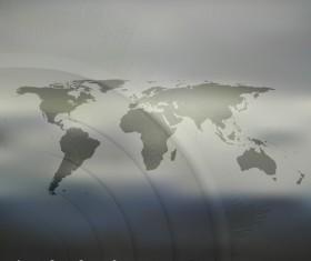World maps infographics design vectors 02