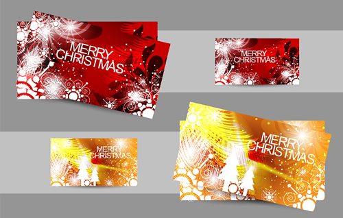 2016 merry christmas business cards vectors free download 2016 merry christmas business cards vectors colourmoves