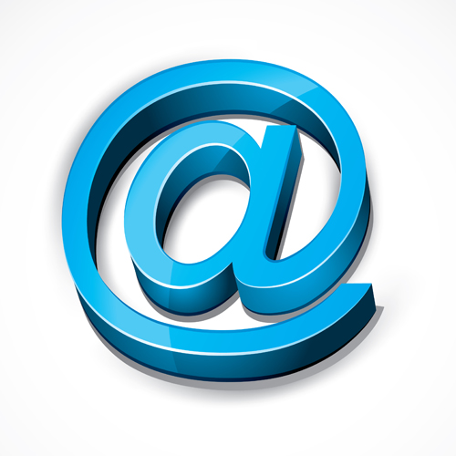 3d Email Symbol Icon Free Download