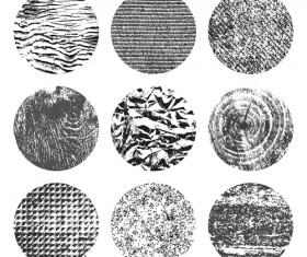 Grunge texture pattern vector material 01