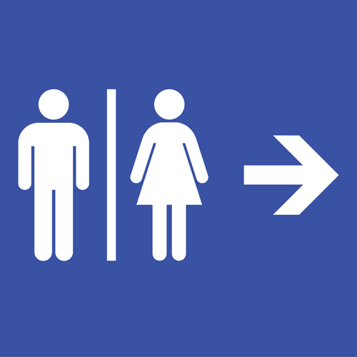 Vector toilet sign man and woman design 08. toilet vector for free download
