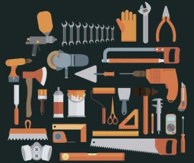 Vector tool design set 08