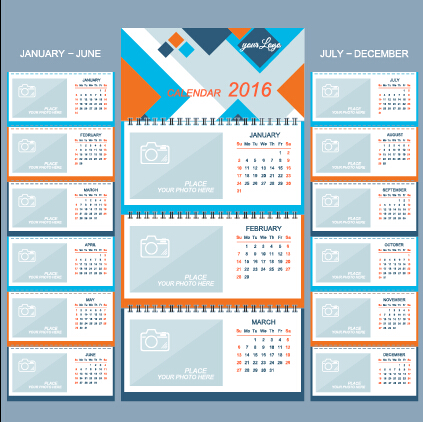 desk calendar template choice image template design free download