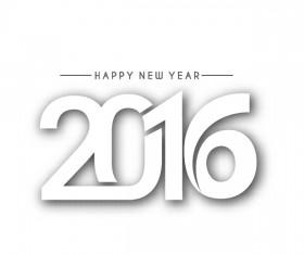 2016 new year creative background design vector 39