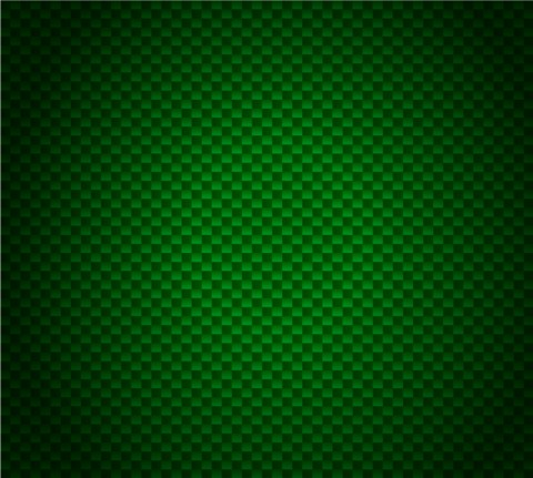 Creative green small grid background vectors material