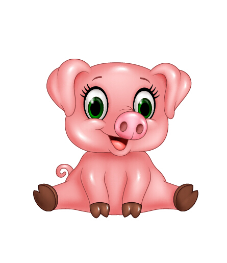 Cute Cartoon Baby Pigs | www.pixshark.com - Images ...
