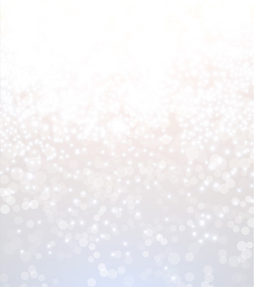 white light dot with blurs christmas background vector 02