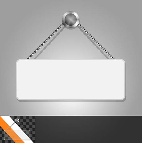Trade exhibition and promotion stand template vector 04