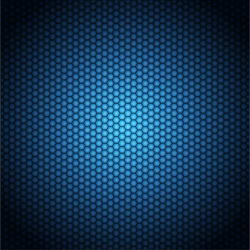 Blue Metal Plate Vector Backgrounds 02 Vector Background