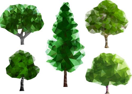 Vector Illustration Tree: Clipart Download
