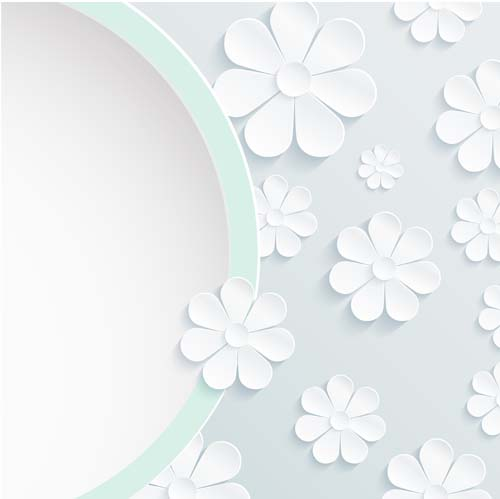 Paper flowers art background vector 04 free download paper flowers art background vector 04 mightylinksfo