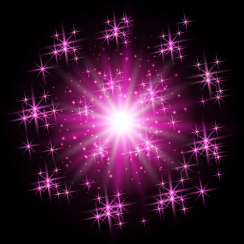 Shiny starlight art background vectors set 12 - Vector Background free download - ?