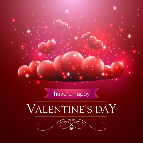 desktop wallpaper valentine heart balloons - photo #41