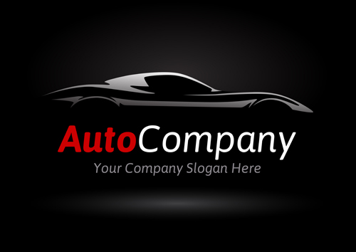 Auto Company Logos Creative Vector 02 Free Download