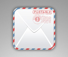PSD Envelope icon