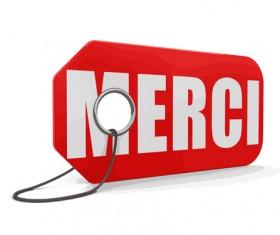 Red hot deals tags design vector 08