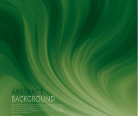 Wave greed abstract vector background
