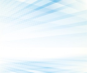 Blue dynamic background with light vector