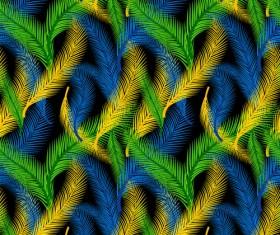 Brazil styles seamless pattern vector
