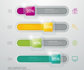 Business Infographic creative design 3957