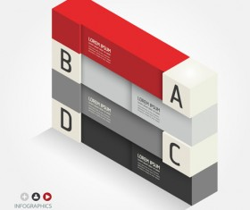 Business Infographic creative design 4016