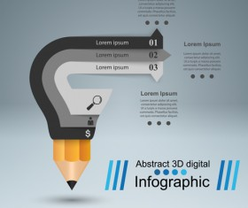 Business Infographic creative design 4030