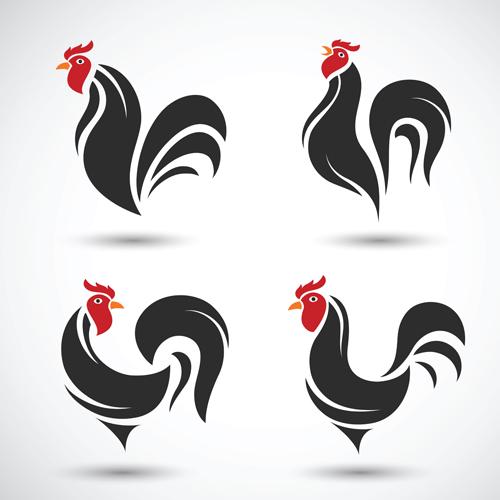 Chicken logo design - photo#6