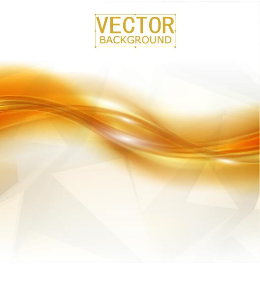 dark yellow abstract vector background 03 vector