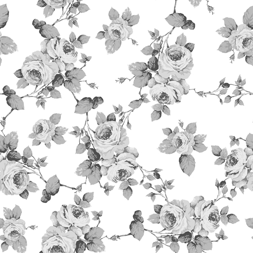 Eleni Floral Seamless Pattern Vector 01 Free Download
