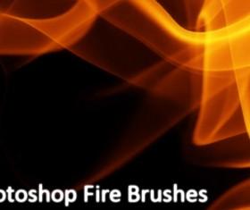 Free fire photoshop brushes set