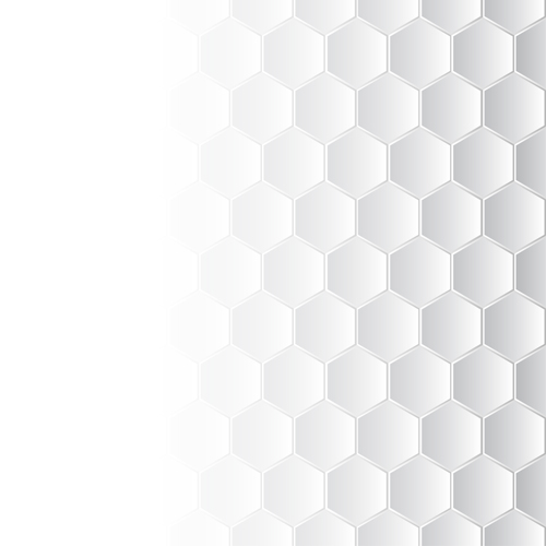 Hexagonal pattern background vector graphics 14 - Vector ...