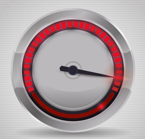 Speed design elements vector 01