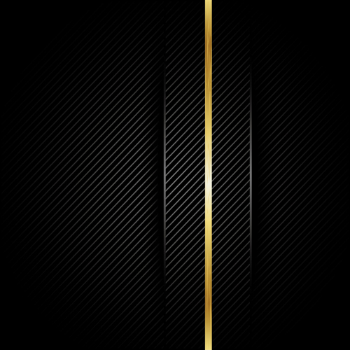 Black Metal Backgrounds Vector Material 07 Vector