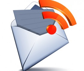 email and signal vector