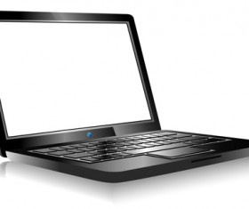 laptop templates vector materials 02
