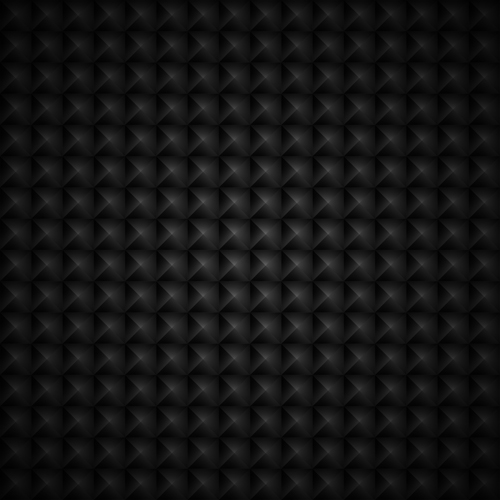 Black grid background graphics vector 01
