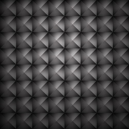 Black grid background graphics vector 02 - Vector ...