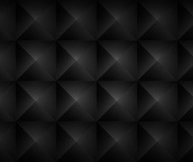Black grid background graphics vector 03