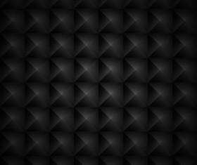 Black grid background graphics vector 04