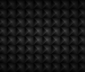 Black grid background graphics vector 05