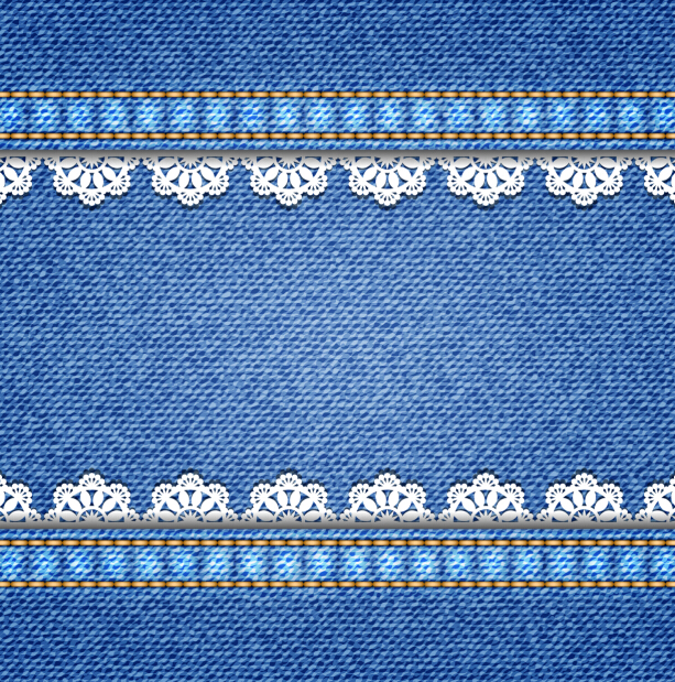 Blue denim texture background vector graphics 05 free download