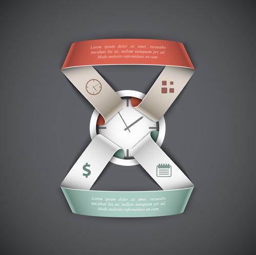 Business Infographic creative design 4076