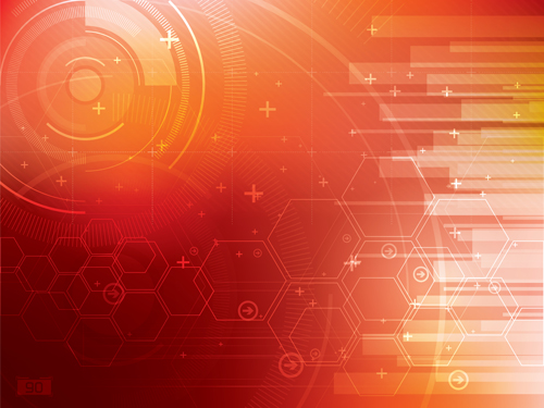 futuristic technology background graphics 02 free download